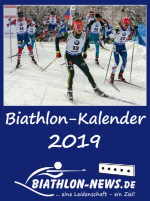 Kalender Biathlon News Shop