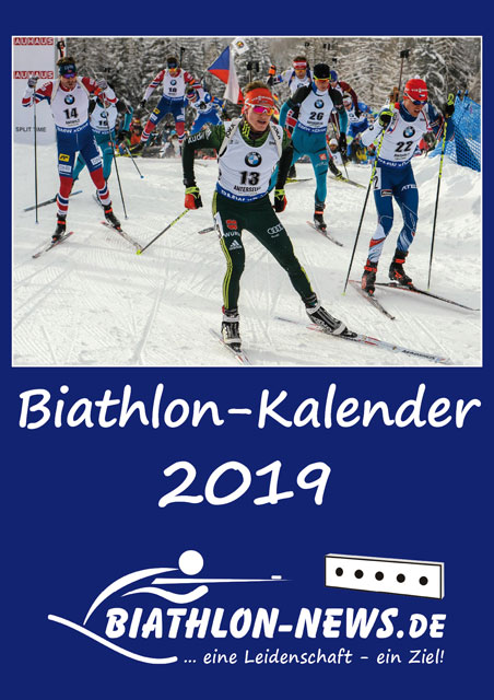 Kalender Biathlon News Shop